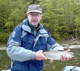 Upper delaware river float trips fly fishing with guide for How much is a one day fishing license